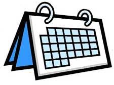 calendar for bookings